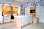 Кухня «Бьорк белая» на заказ